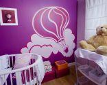 Decorar una habitación de bebé