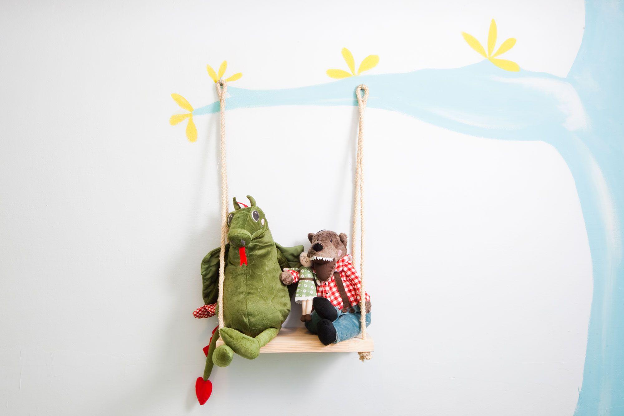 Murales infantiles para paredes hogarmania - Decogarden habitacion infantil ...
