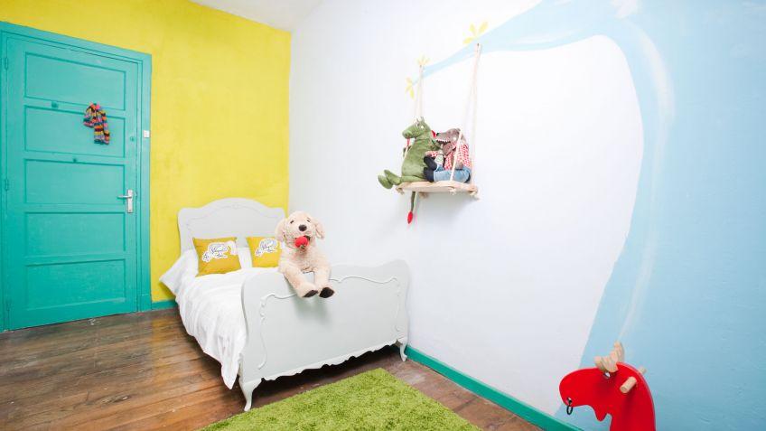 Habitacion Infantil Para Ninas Decogarden - Habitaciones-de-nias