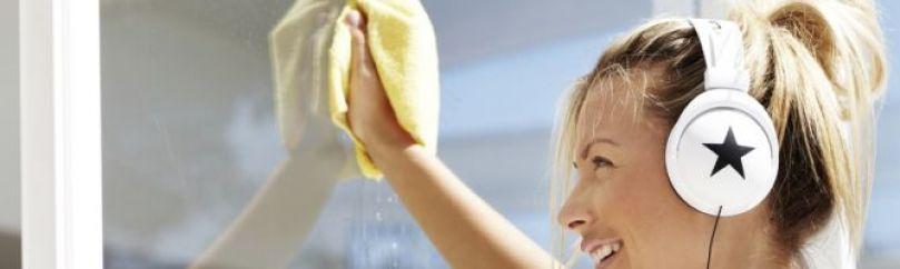 C mo limpiar ventanas y cristales - Como limpiar cristales grandes ...
