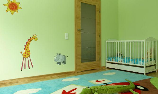 murales infantiles para paredes