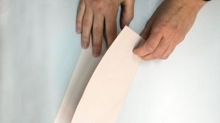 Copos de nieve de papel - Paso 3