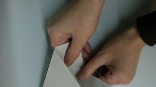 Copos de nieve de papel - paso 5