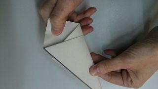 Copos de nieve de papel - Paso 6