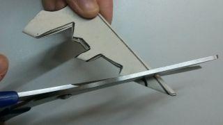 Copos de nieve de papel - Paso 9