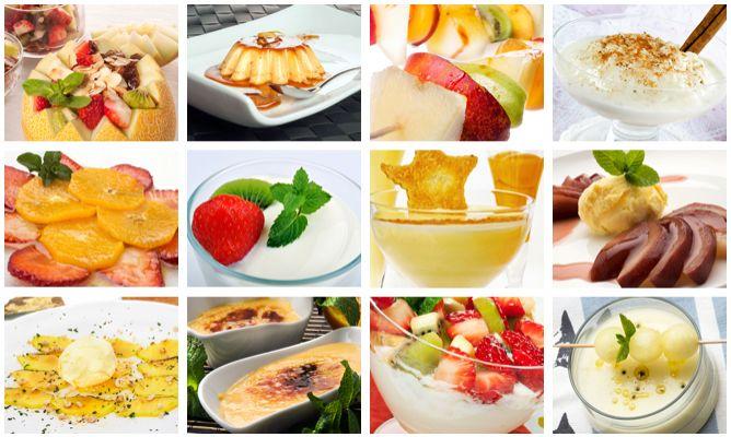 Y con preparacion 10 recetas saludables ingredientes