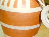Decoración de tinaja o vasija