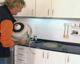 Cómo cambiar el fregadero