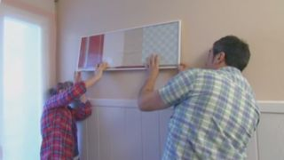 Cómo hacer cuadros de patchwork - Paso 4
