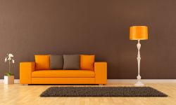 Decoración En Color Naranja Hogarmania