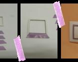 decorar interruptor con washi tape