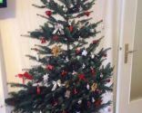 Árboles de Navidad originales para espacios pequeños