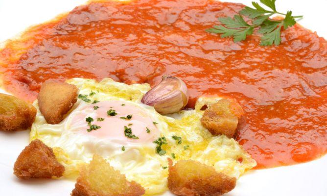 recetas fciles con huevo