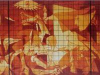 Pintar el cuadro Guernica en otros colores