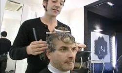 peluquería cambio look rejuvenecedor hombre