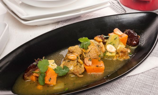 Cocina Marroqui Tajin | Receta De Tajine De Cordero Marruecos Bruno Oteiza