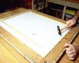 Restaurar el marco de un cuadro