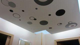 Iluminación en falso techo