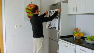 Decoración para electrodomésticos