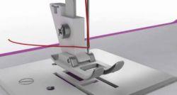 coser servilletas con máquina de coser - paso 2