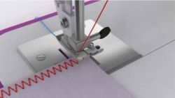 coser servilletas con máquina de coser - paso 8