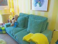 Decoración juvenil para apartamento pequeño