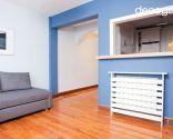 Sala sencilla y acogedora