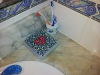pintar caja con pintauñas - paso 8