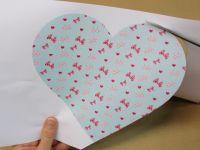 Hacer un sobre con un corazón para San Valentín