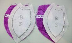 monedero patchwork con boquilla - paso 4