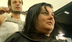 cambio look madre joven - peluquería