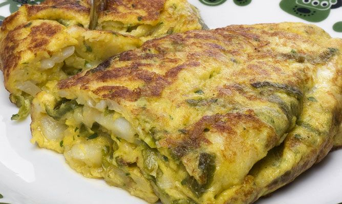 Image Result For Tortilla De Receta Patatas