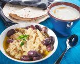 4. Berenjenas a la griega y yogur manta (Grecia)