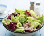 Verduras de hoja verde (lechuga, espinacas...)