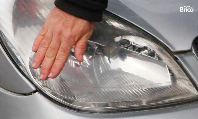 Kit de reparaci n de faros bricoman a - Quitar rayones coche facilmente ...