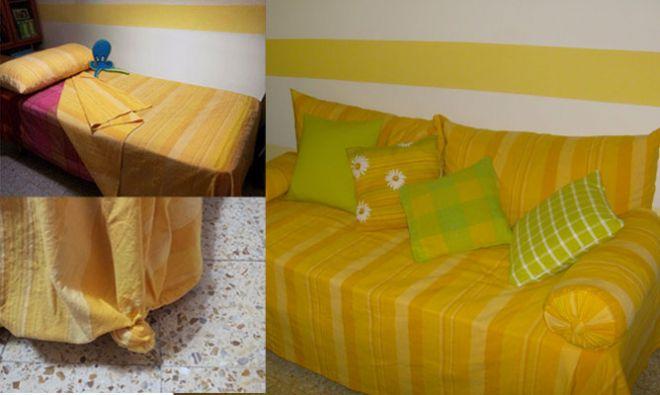 Convertir una cama en sof hogarmania for Lo ultimo en sofas cama