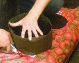 Cultivar tomates en bolsas