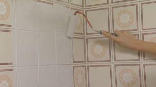 Actualizar un baño viejo sin hacer obras - Paso 2