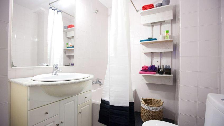 Actualizar baño viejo sin hacer obras - Decogarden