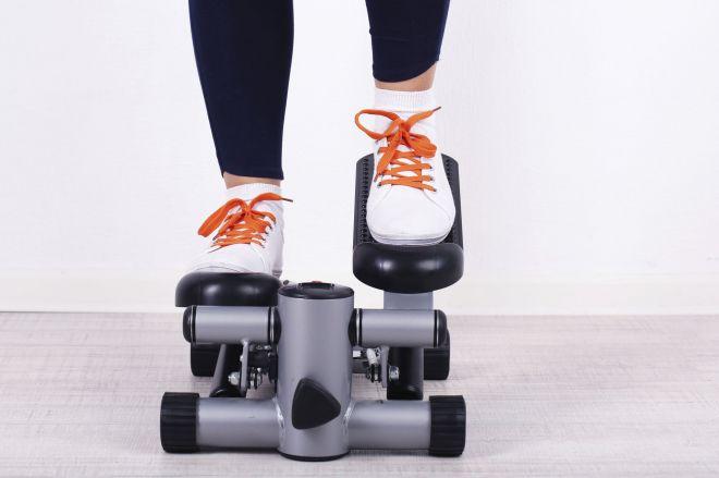 ejercicios con step