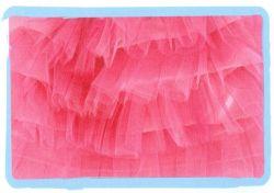 coser falda de volantes de tul - paso 10