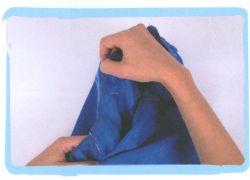 coser pantalón disfraz - paso 4