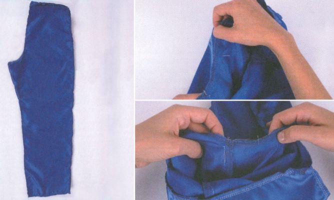 Coser Pantalones De Disfraz Hogarmania