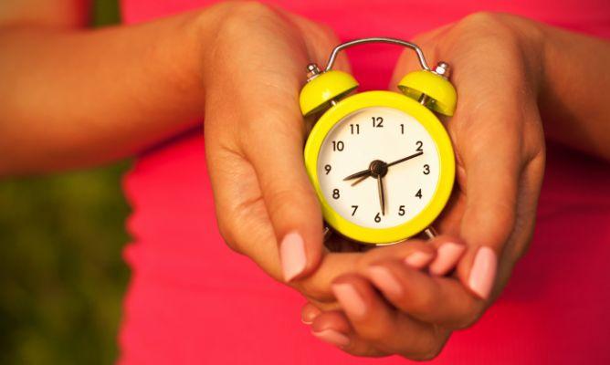 La regla del minuto - Hogarmania