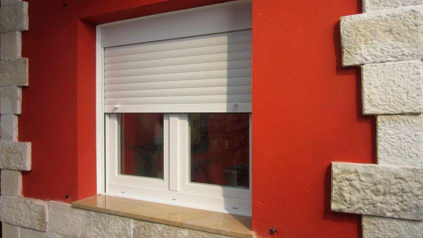 Colocar ventana con persiana - Bricomanía