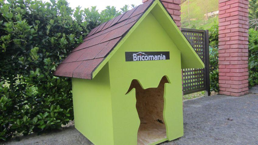 Caseta para caseta para perro benhouse caseta para for Construir casa de perro