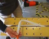 Cómo doblar tubos de plástico