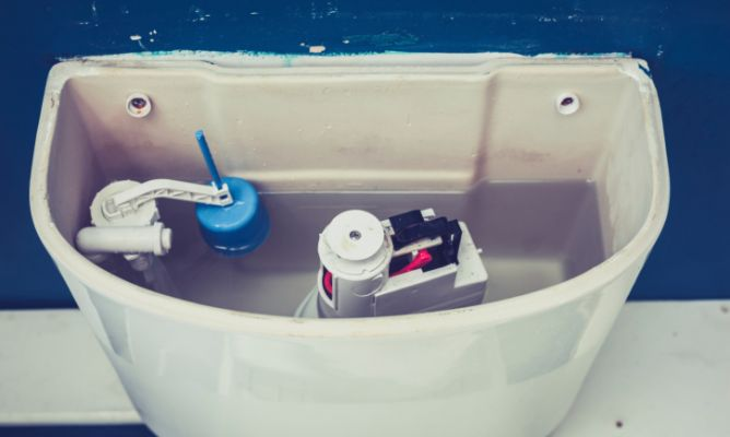 C mo funciona una cisterna de wc hogarmania for Cisterna vater