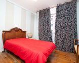Dormitorio de estilo barroco actualizado