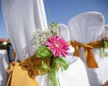 boda la aire libre